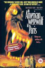 American Werewolf in Paris.