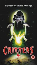 Critters 4 : Critters in Space