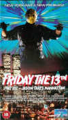 Friday the 13th Part 8 : Jason Takes Manhatten