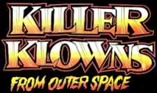 Killer Klowns from Outer Space title
