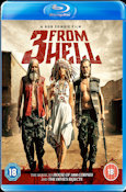 3 FROM HELL - UK BD Review