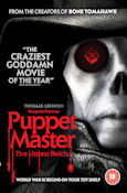 PUPPET MASTER - UK DVD review